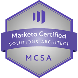 Marketo Certified Solution Architect